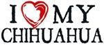 I Heart My Chihuahua