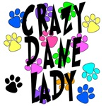 Crazy Dane Lady