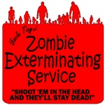 Uncle Tiny's Zombie Exterminating Service