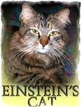 Famous Cats - Einstein's Cat