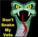 Don't Snake My Vote!