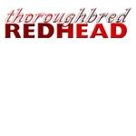 Thoroughbred Redhead