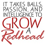 Balls to Grow a Redhead