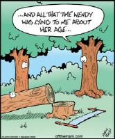 Tree Rings Age