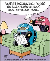 Married Car Emmissions