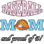 Baseball Mom T-shirts & gifts