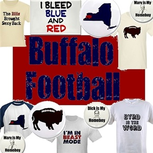 Let's Go Buffalo Football!