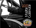 2013 Mopar Calendar