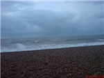 Sea Scene, Hastings, UK