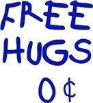 Free Hugs (Blue)