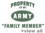 Property of the Army (Green)