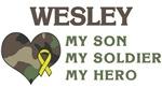 Wesley: My Hero