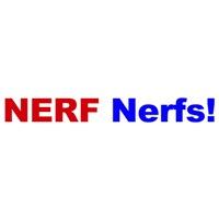NERF Nerfs!