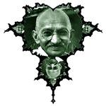 Gandhi Fractal