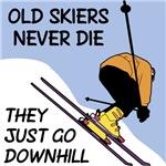 Old Skiers Never Die