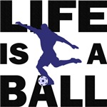 Life Is A Ball Soccer