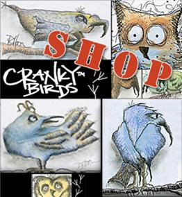 CRANKY BIRDS SHOP