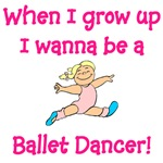 I Wanna Be A Ballet Dancer