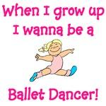 I Wanna Be A Ballet Dancer
