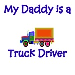 My Daddy Is A Truck Driver