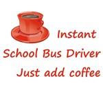 Instant School Bus Driver