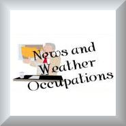 Newscaster and Weather Forecaster T-shirts