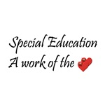 Special Education A Work of The Heart
