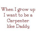 I Want To Be A Carpenter