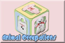 Animal Occupation Baby T-shirts and Gifts