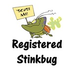 Registered Stink Bug