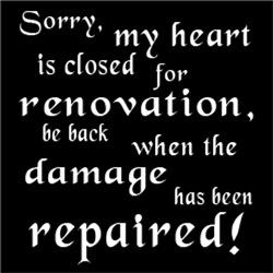 Repairing My Heart
