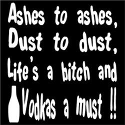 Vodkas A Must