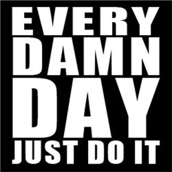 Every Damn Day, Just Do It