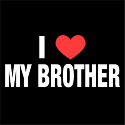 I Love Heart My Brother