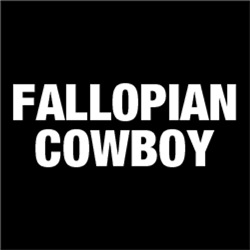 Fallopian Cowboy FUNNY Adult