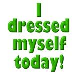 Dressed Myself