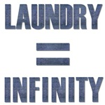 Laundry = Infinity