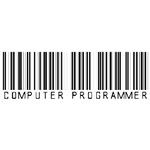 Computer Programmer Bar Code