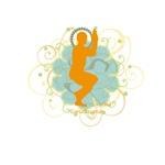 Get it om. Eagle Pose Yoga
