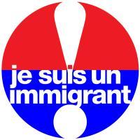 je suis un immigrant