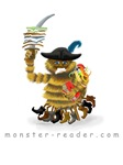 Monster Reader PIRATE