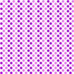 Purple and Pink Polka Dots