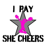 I Pay She Cheers