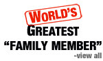 World's Greatest <strong>Family</strong> Member