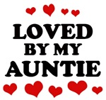 Loved: <strong>Auntie</strong>