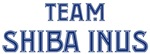 Team <strong>Shiba</strong> Inus