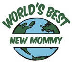 World's Best <strong>New</strong> <strong>Mommy</strong>