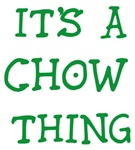 <strong>Chow</strong> thing