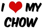 I Love: <strong>Chow</strong>