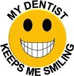 My Dentist Keeps Me Smiling